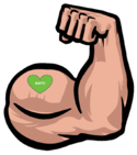 Eleyo Heart on Muscle