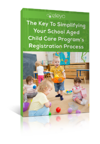The key to simplifying your school aged child care program's registration process