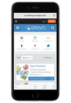 Family Portal Phone Screenshot