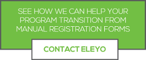 Transition from Manual Registration Forms with Eleyo