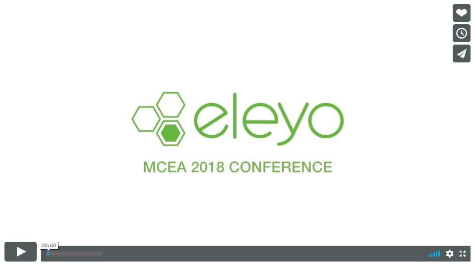 Eleyo at MCEA 2018 Conference