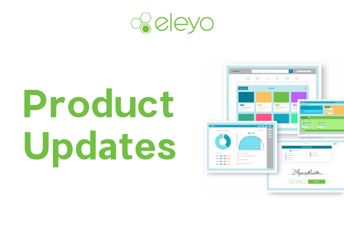 Product Update: Eleyo's Child Info View | Child Care Attendance App