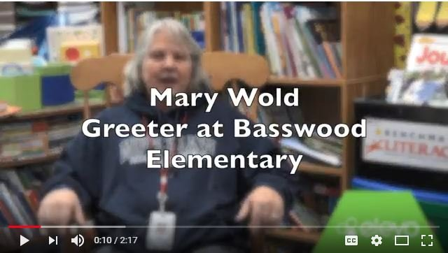 Afterschool Professionals Appreciation week 2017: Mary Wold