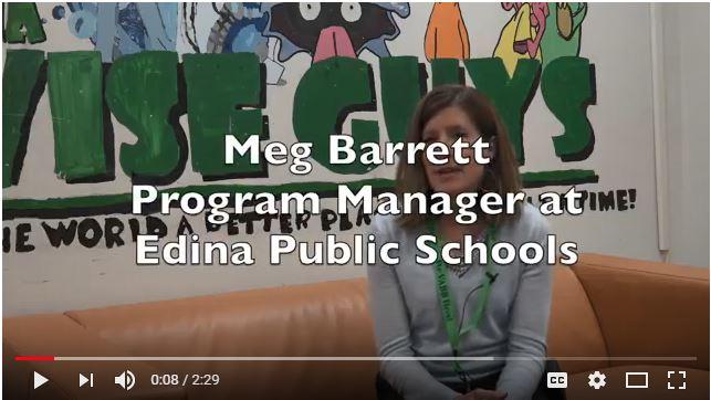 Afterschool Professionals Appreciation week 2017: Meg Barrett