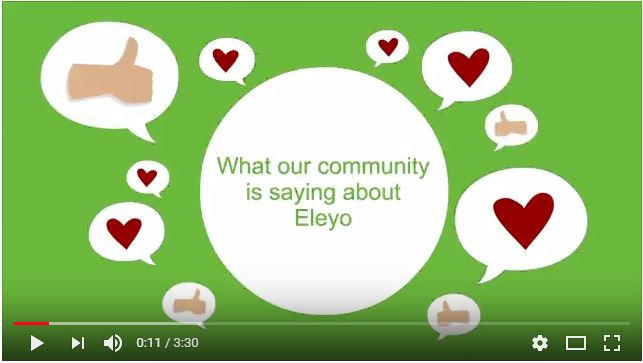 Hear what Eleyo customers are saying about our software