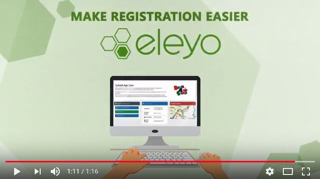 Eleyo makes child care registration easy
