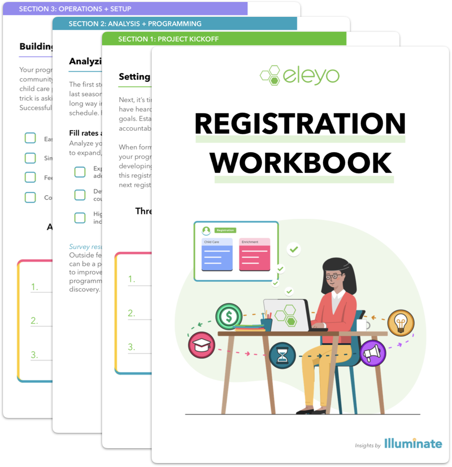 Registration Workbook